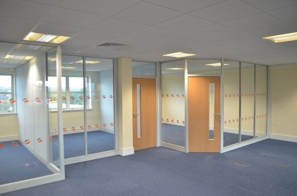office & warhouse partitioning 5